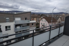 filet de protection anti-chute pour balcon
